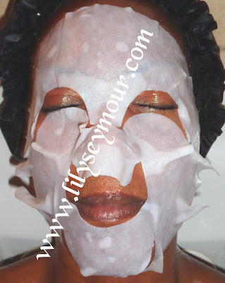 Goddesslily-Masqueology Lifting & Firming Mask