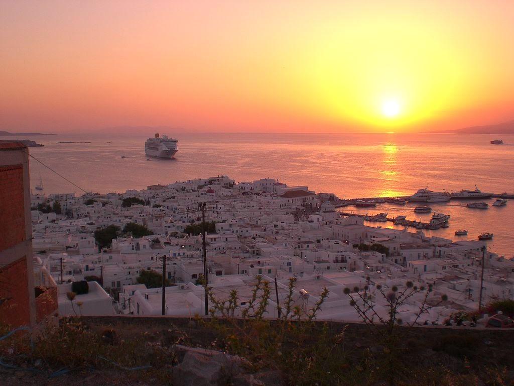 Mykonos, Cicladi