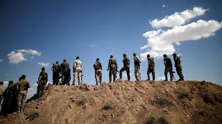 Οι Κούρδοι στο μοναχικό μονοπάτι της ανεξαρτησίας