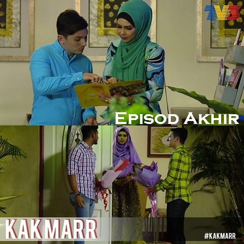Sinopsis Kak Marr episod akhir, gambar, pelakon, akhir cerita drama Kak Marr tamat, last episode, ending Kak Marr, episod kemuncak Kak Marr tv3
