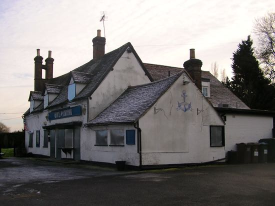 The Hope and Anchor - 31 January 2019 Image courtesy of Keith Dixon