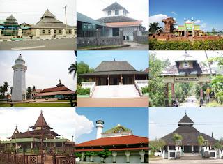 masjid tertua di Indonesia dimasa Wali Songo Tempat Wisata Sejarah masjid-masjid tertua di Indonesia dimasa Wali Songo