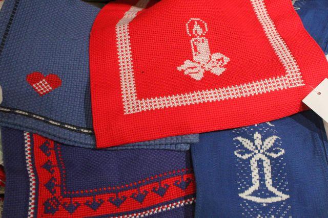vintage fabrics, sweden