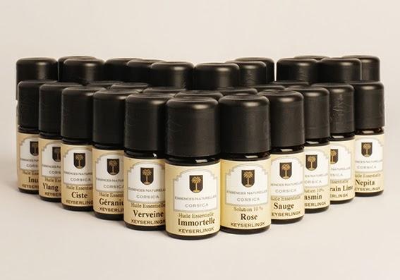 huiles essentielles en direct d'usine en Corse