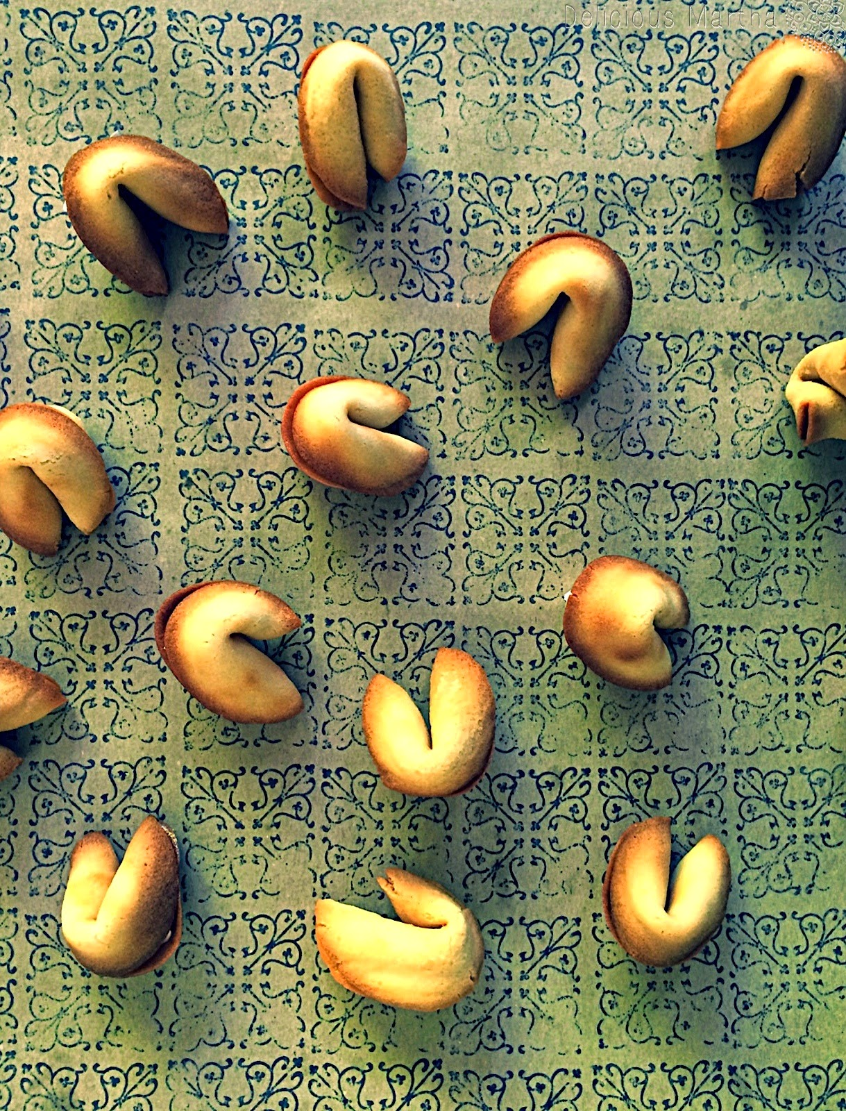 Galletas de la fortuna (Fortune cookies)