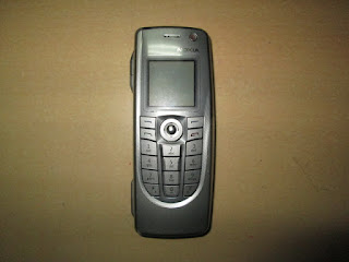 Hape Jadul Nokia 9300 Communicator Legenda Seken Kolektor Item