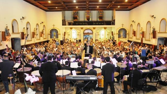 Concerto Sinfônico abrirá a programação de Aniversário da cidade de Mogi Guaçu