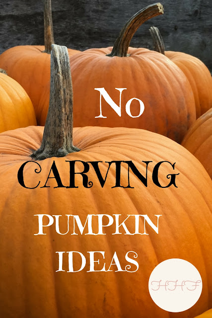 fun ideas for decorating pumpkins this year