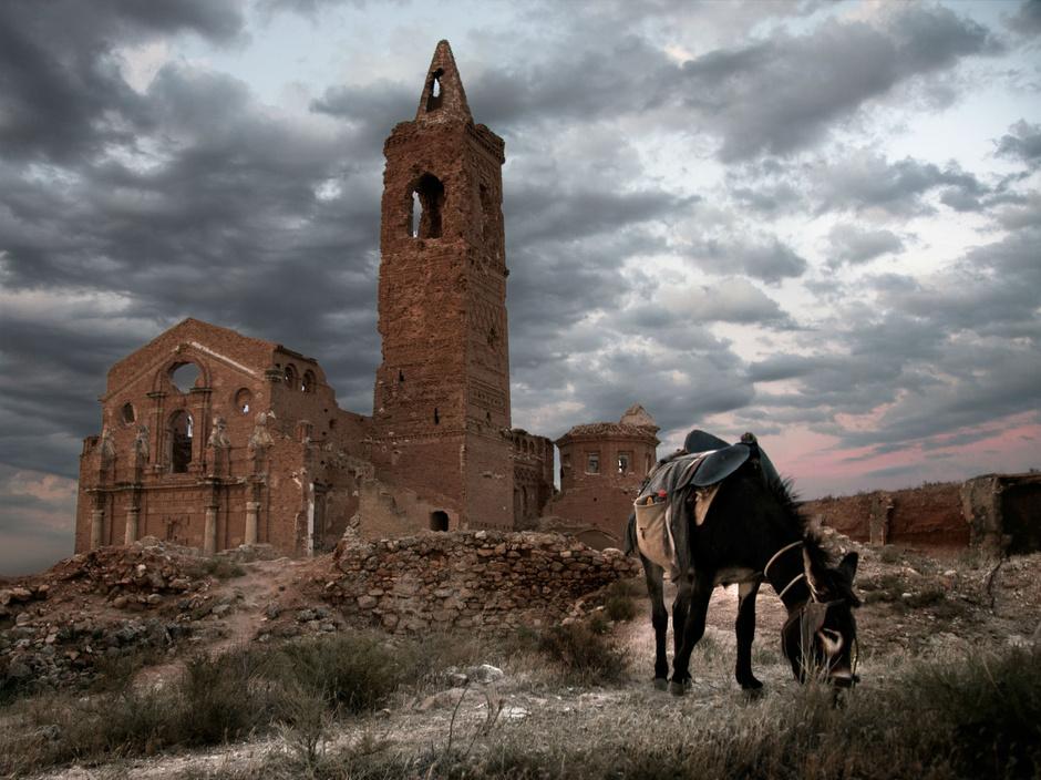 Los 3 lugares mas encantados de España