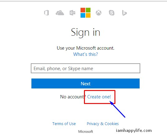Microsoft Account Kaise Create Ya Banate Hai