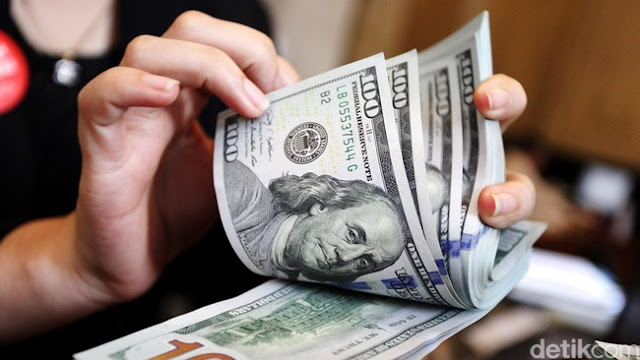 Waspada, Dolar AS Makin Dekati Posisi Krismon 1998