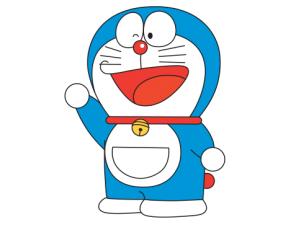 Cartoon Characters: Doraemon
