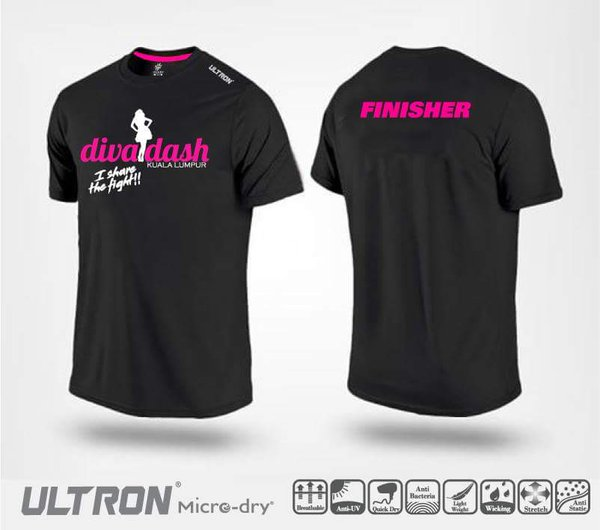 Diva DKL 100 Finisher Tee