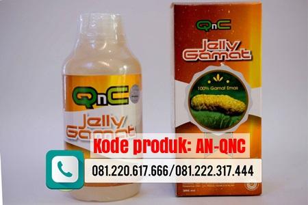 Agen QNC Jelly Gamat Medan