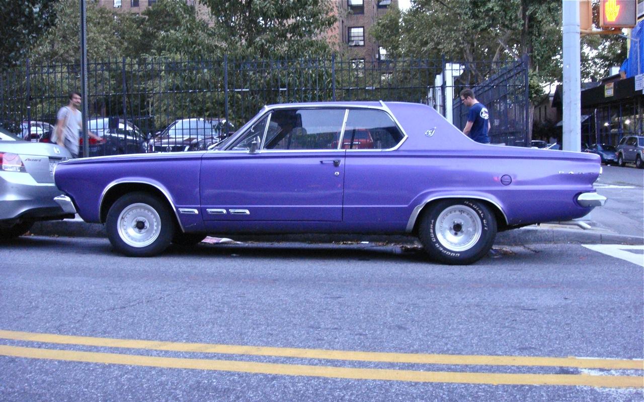 The Street Peep 1965 Dodge Dart Gt