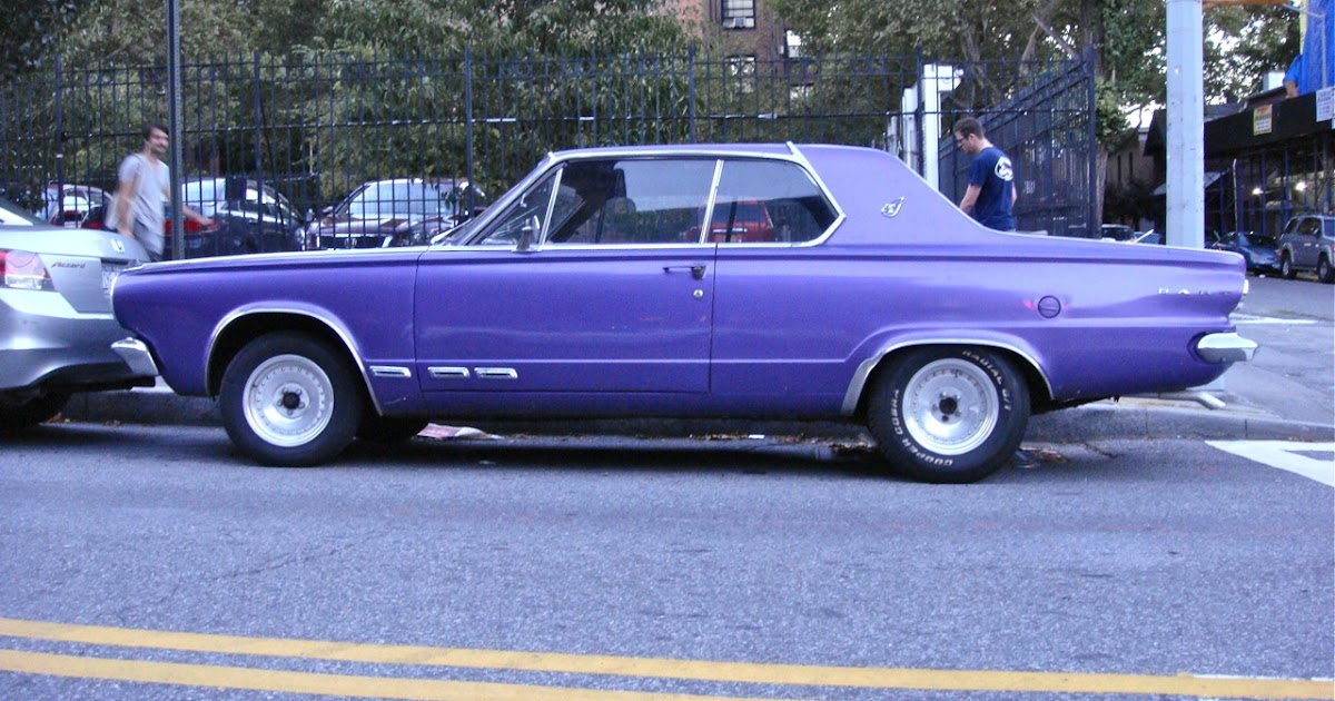 The Street Peep 1965 Dodge Dart Gt