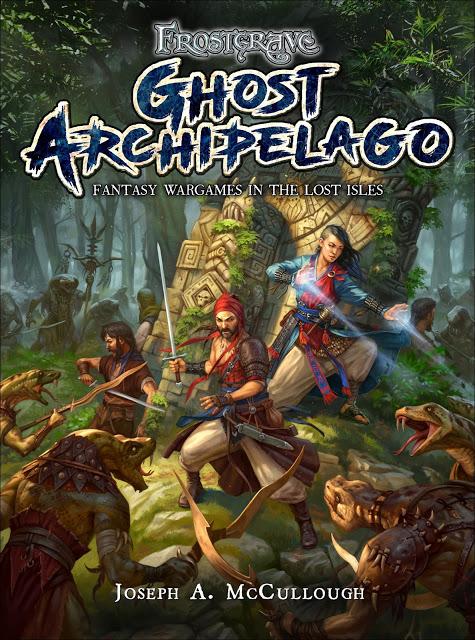 Osprey Games: Frostgrave Ghost Archipelago