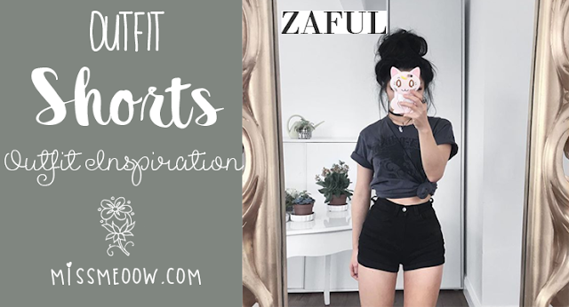Outfit Inspiration: Shorts