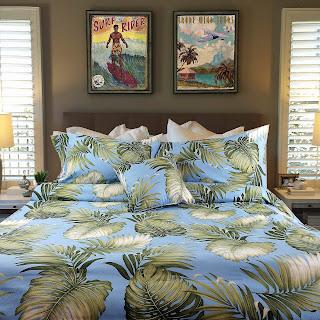 Hawaiian Themed Bedroom
