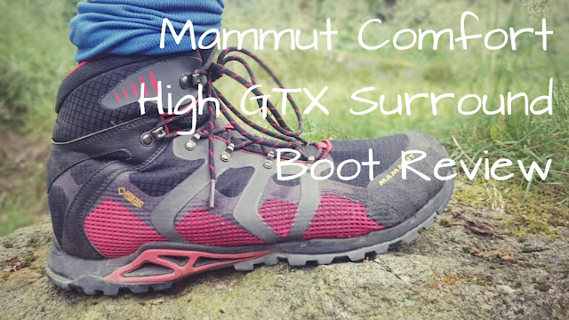 newest later best selling Fell: Mammut Comfort High GTX Surround Boots
