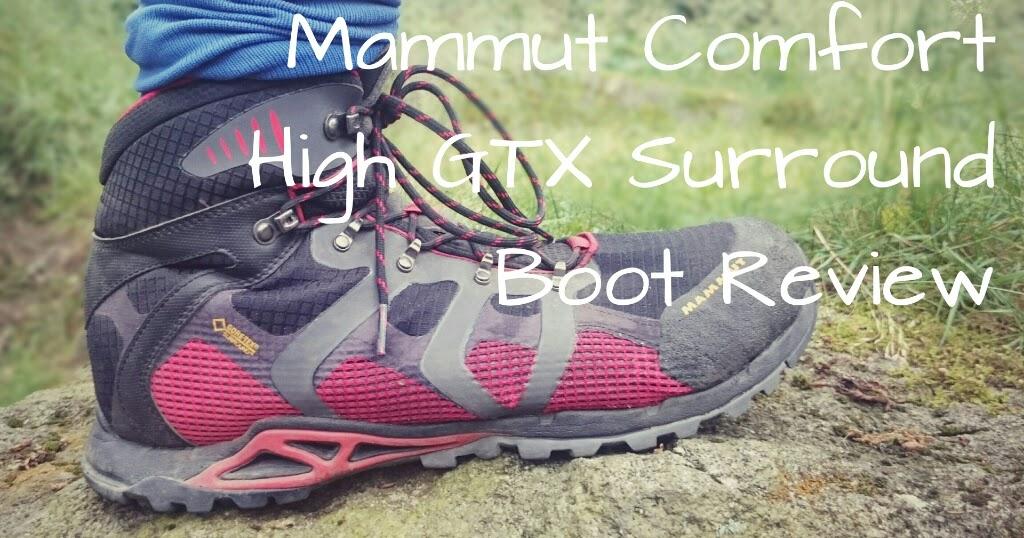 achten Sie auf hell im Glanz gemütlich frisch Fell: Mammut Comfort High GTX Surround Boots