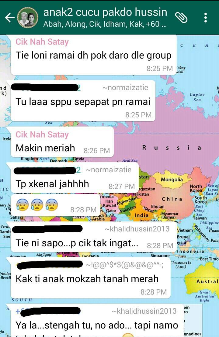 Semut Bahasa Kelantan 101