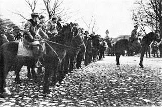 Szwadron zwiadu batalionu Szczerbca 1944