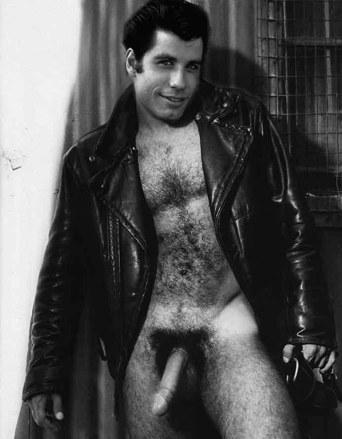 Travolta Naked 6