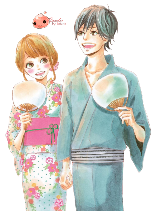 PNG-Kakeru x Naho // Orange