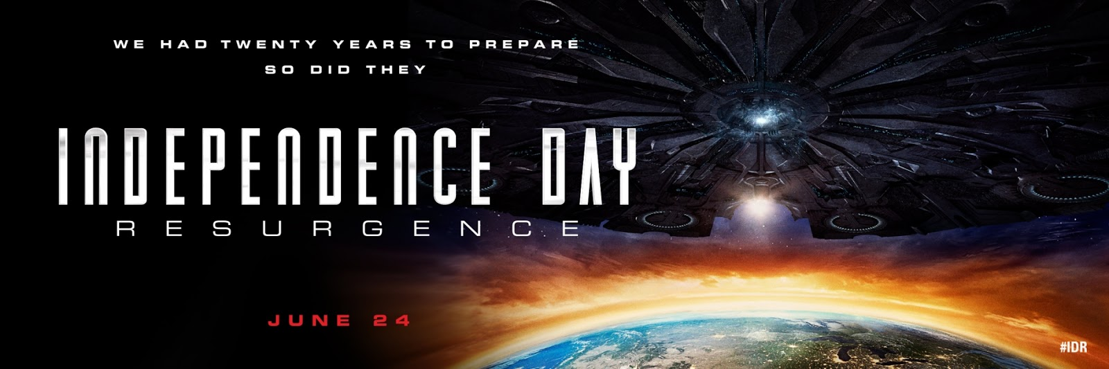 Omg Signature Independence Day Resurgence 2016 American Science Fiction Film