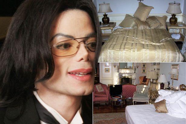 Αίμα και βωμός μωρών: η απόλυτη ΦΡΙΚΗ στο δωμάτιο όπου πέθανε ο Τζάκσον! (ΣΟΚΑΡΙΣΤΙΚΕΣ ΦΩΤΟ)