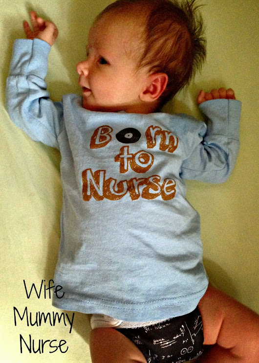One Creative Mama: Born To Nurse {Review & Giveaway}