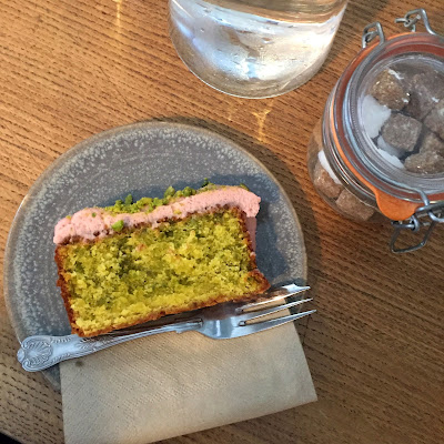 Olive Oil & Lemon Cake at HomeGround