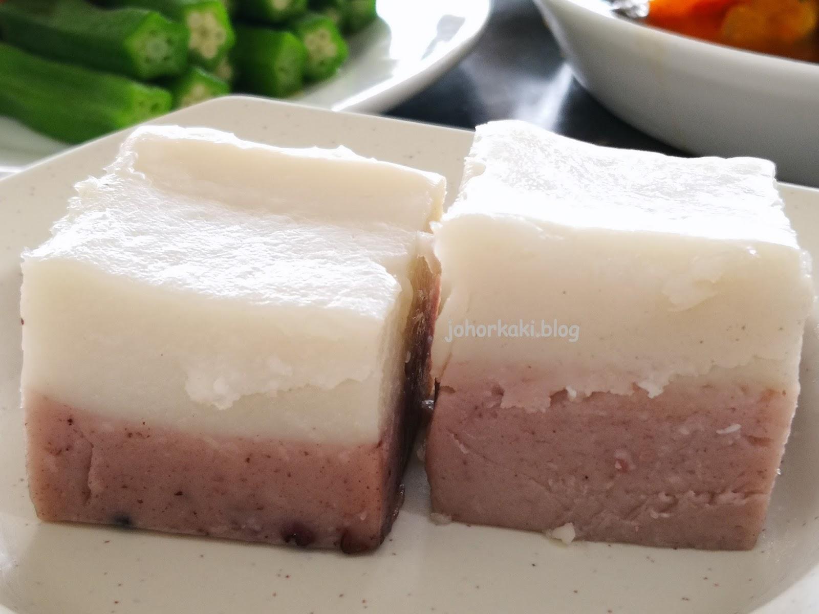 Best Pandan Kaya Cake Singapore
