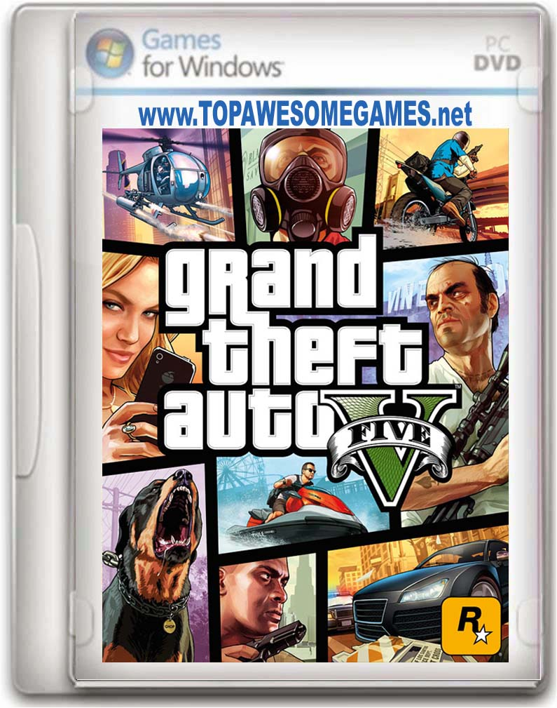 Grand Theft Auto V Game Free Download Full Version For PC ...