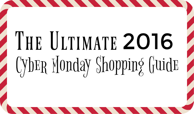 The Ultimate Cyber Monday Gift Guide