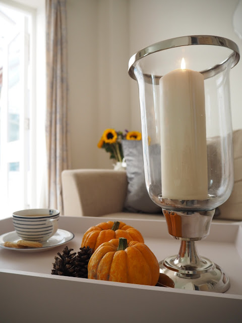 Embracing Autumn Winter 2017 in your home using decor interior and accessories with Laura Ashley