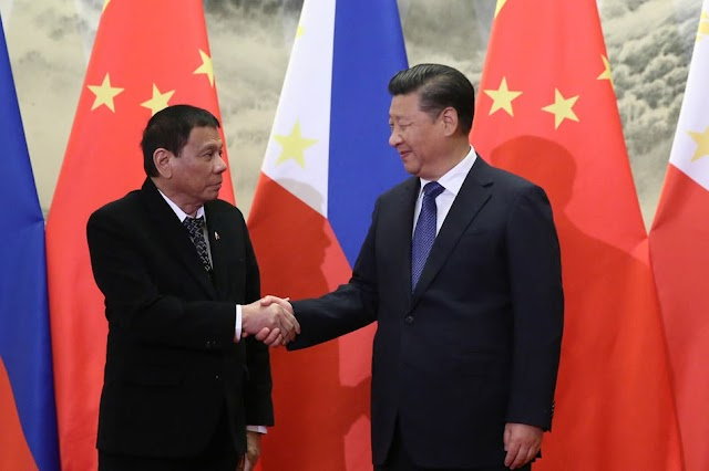 Oil and gas exploration between China and PH signed by Xi Jinping and Duterte
