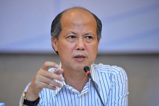 Ông Trần Xuân Nam phát biểu tại buổi tọa đàm