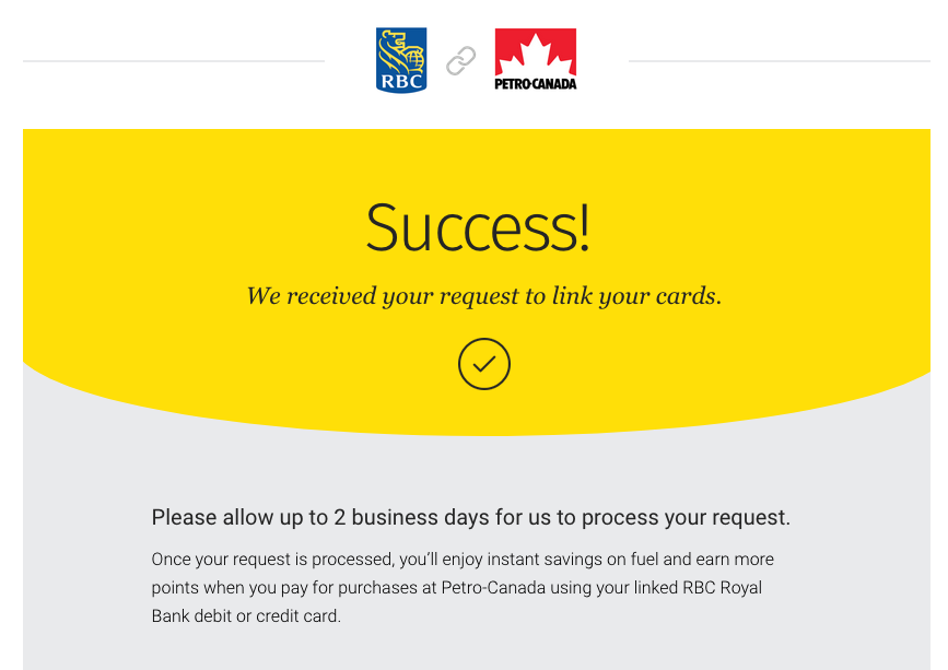 Rewards Canada: Link your RBC Credit or Debit Card with Petro ...