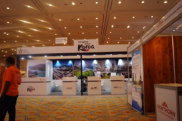 Riyadh Travel Fair - Etourism Korea(Korea E Tour)