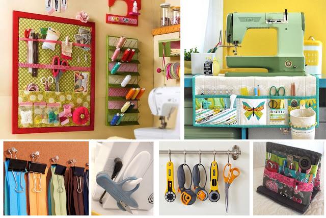 pracownia krawiecka, szyciowa, miejsce do szycia, atelier, studio, workspace, sewing room, pomysł na pracownię,