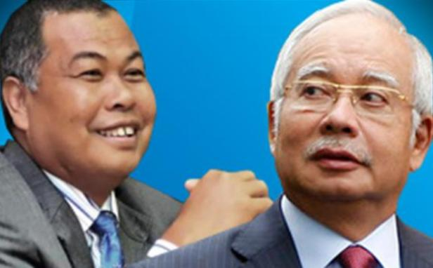 Mat Said vs Najib