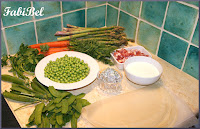 recette petits légumes de printemps