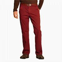 Pantaloni drepti cu buzunare italiene