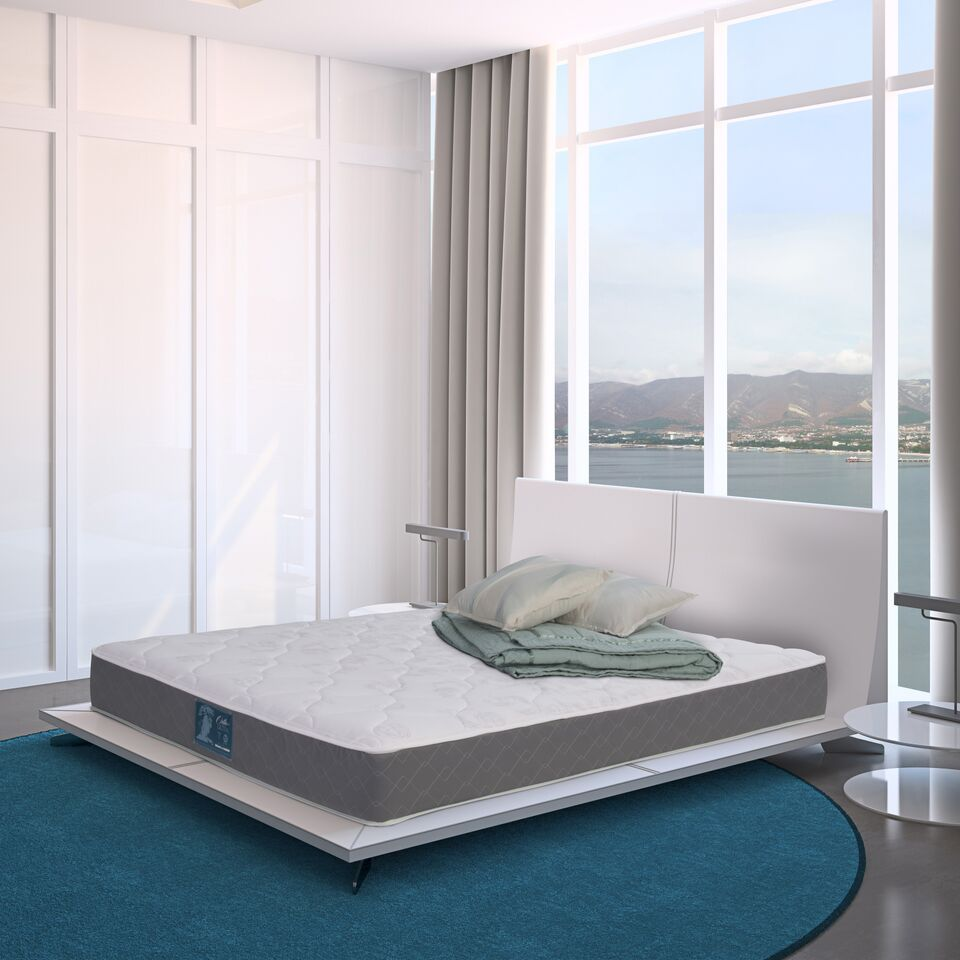 Wolf Two Sided Mattress & Latex Topper for heavy weight