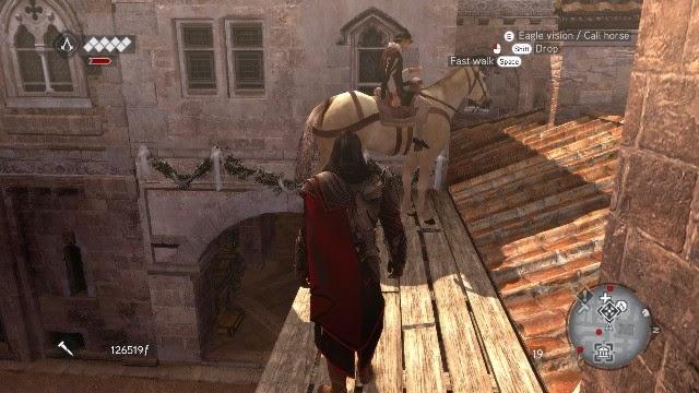 Assassin's Creed Brotherhood Games Screenshots