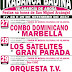 🎇 Festas en Trabanca Badiña, Vilagarcía (27-29sep'17)