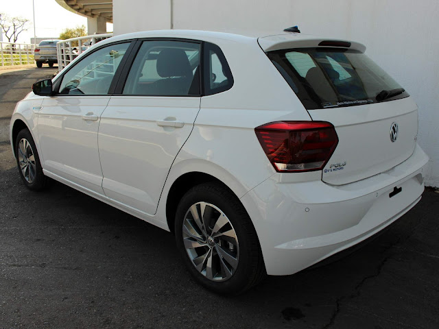 VW Polo 2019 Highline Beats