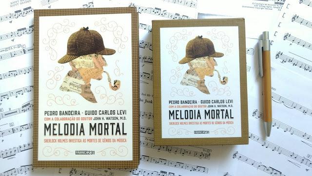 Resenha Livro Melodia Mortal